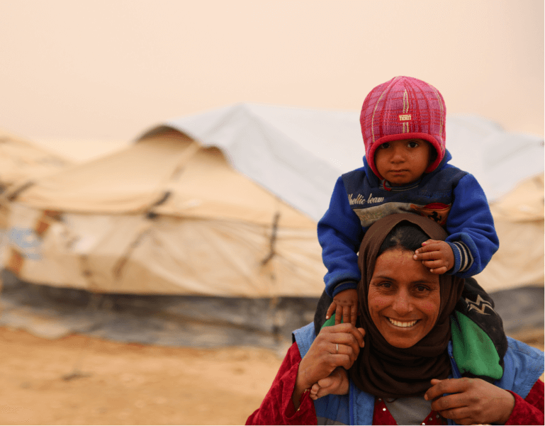 In 2021, UNFPA will provide humanitarian aid to new challenges.